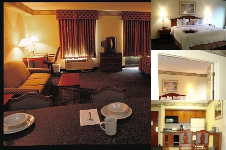 Hampton Inn & Suites Galleria photo collage
