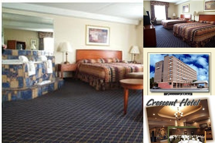 Crescent Hotel Kc South photo collage