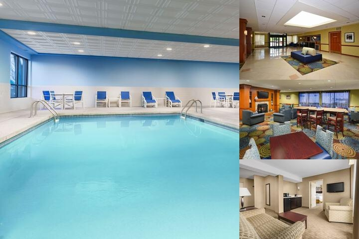 Holiday Inn Express Boston Brockton photo collage