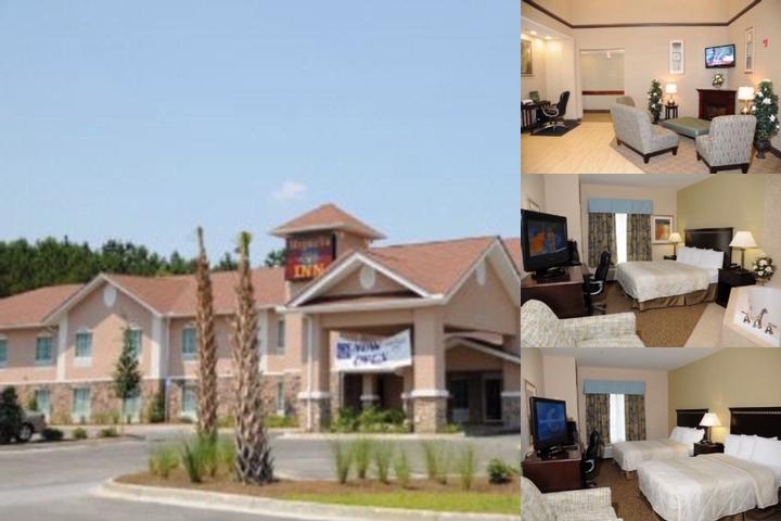 Magnolia Inn & Suites photo collage