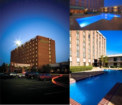 MCM Elegante Hotel & Suites photo collage