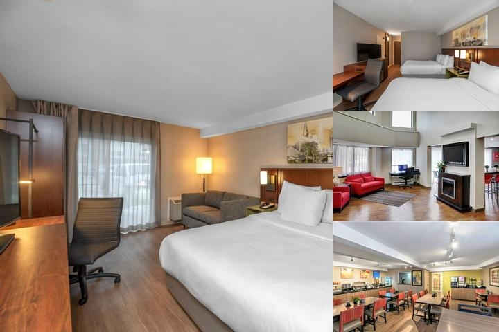 Comfort Inn Brossard photo collage