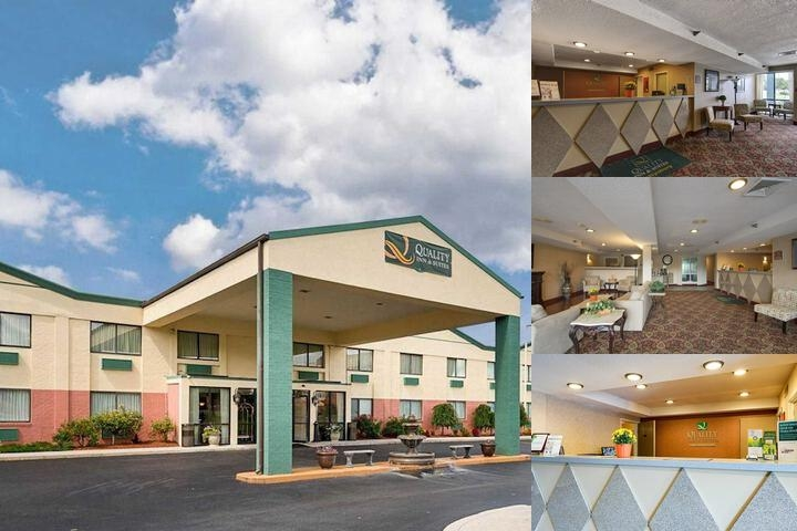 Quality Inn & Suites Gettysburg photo collage