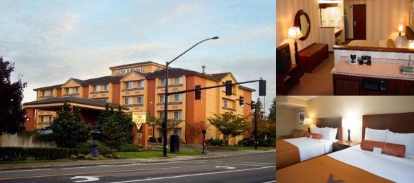 Phoenix Inn & Suites Lake Oswego photo collage