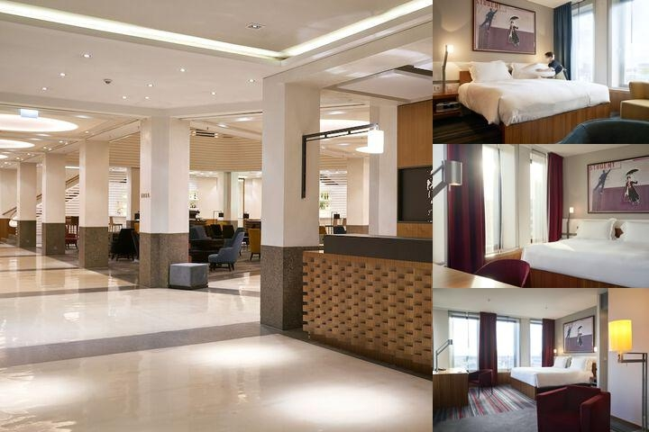 Sofitel Berlin Kurfürstendamm photo collage
