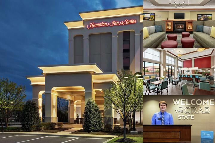 Hampton Inn & Suites Frederick Fort Detrick photo collage
