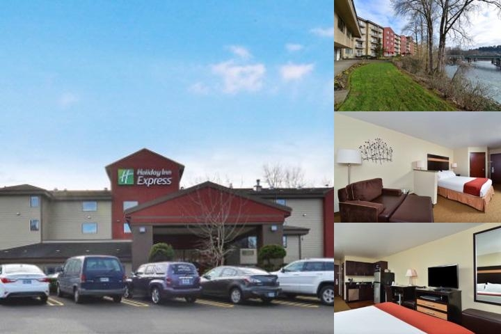 Holiday Inn Express Se Portland Clackamas photo collage