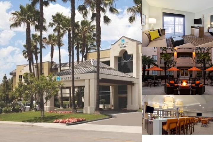 Hyatt House Cypress / Anaheim photo collage