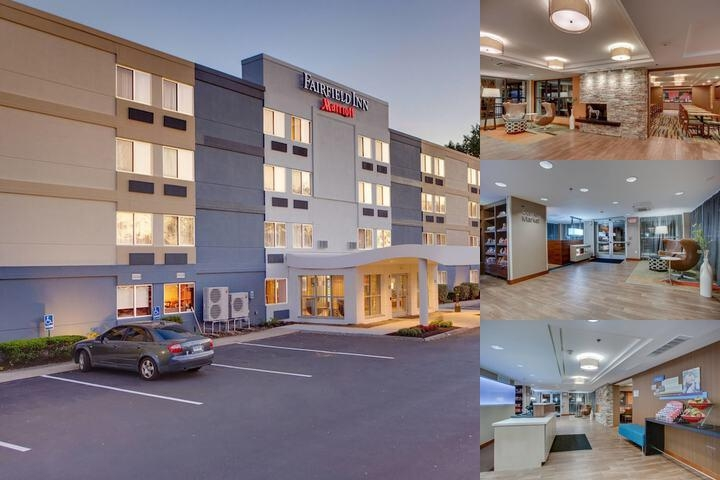 Fairfield Inn Amesbury photo collage