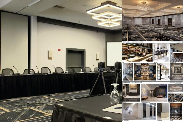 Doubletree by Hilton Washington DC North / Gaithersburg photo collage