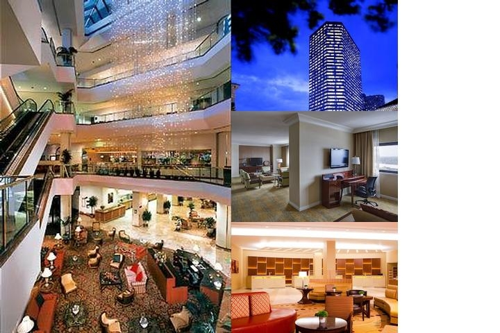 Boston Marriott Copley Place photo collage
