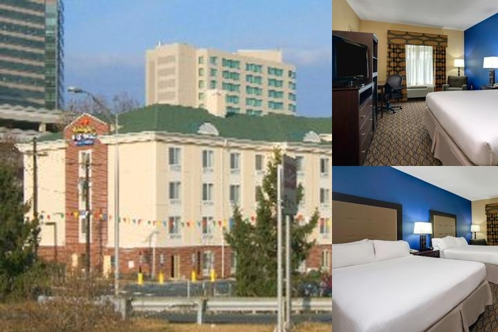 Holiday Inn Express Tower Center photo collage