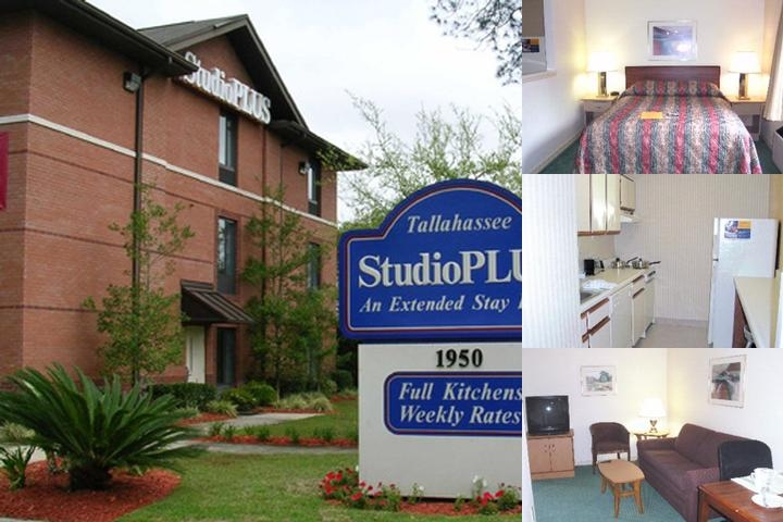 Studio Plus Hotel photo collage