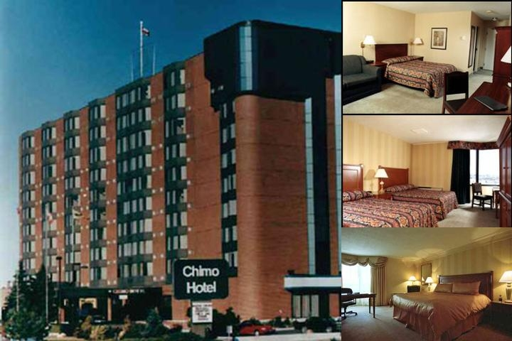 Holiday Inn Ottawa East photo collage