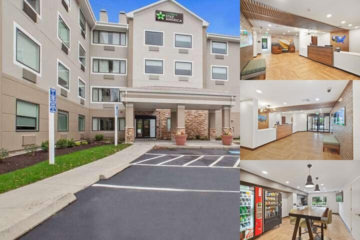 Extended Stay America East Providence photo collage