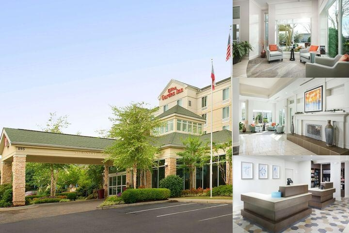 Hilton Garden Inn Kennesaw photo collage