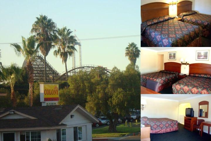 Colony Inn / Former Super 8 photo collage