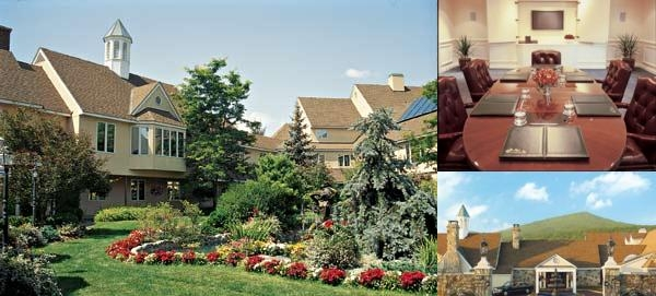 Orchards Hotel Photo Collage