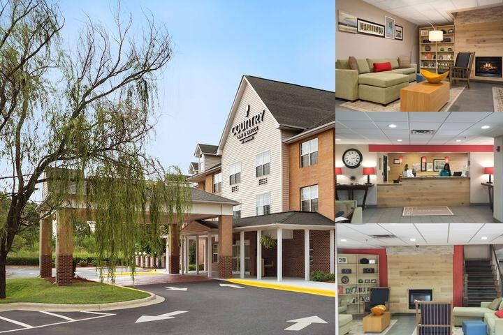 Country Inn & Suites at Charlotte University Place photo collage
