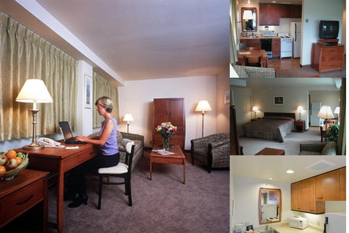 Anchorage Grand Hotel photo collage