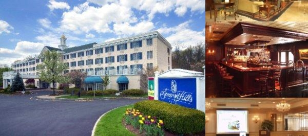 Somerset Hills Hotel Photo Collage
