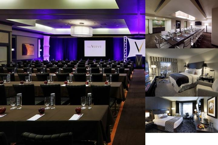 The Verve Crowne Plaza Boston Natick photo collage