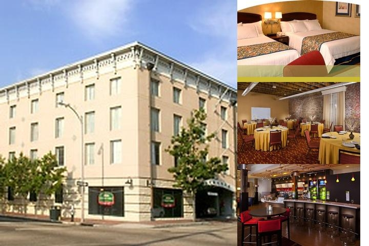 Courtyard by Marriott New Orleans Convention Cente photo collage