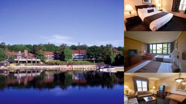 Split Rock Resort Lodge On Lake Harmony