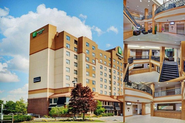 Holiday Inn Hotel & Suites Ottawa Kanata photo collage