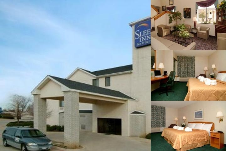 Speedway Sleep Inn & Suites photo collage