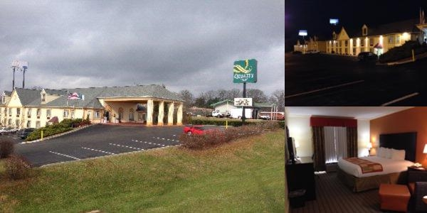 Quality Inn Crossville photo collage