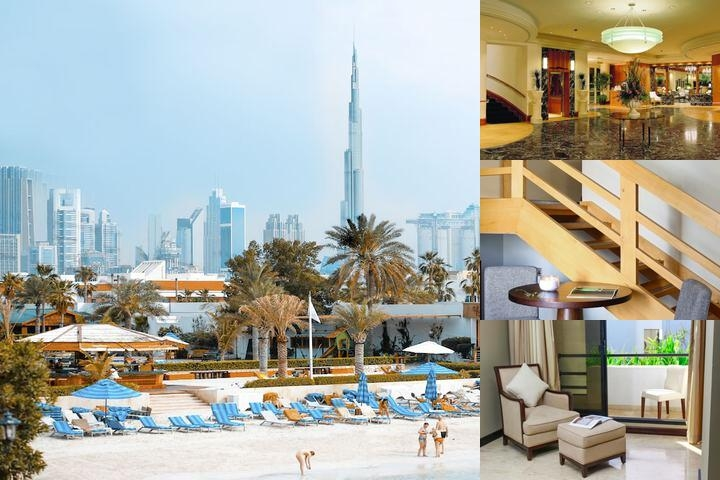 Dubai Marine Beach Resort & Spa photo collage
