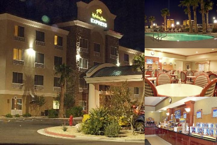 Holiday Inn Express Las Vegas South photo collage