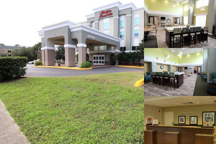 Hampton Inn & Suites Palm Coast photo collage