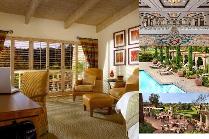 Rancho Bernardo Inn photo collage
