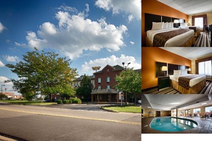 Best Western Mason Inn photo collage
