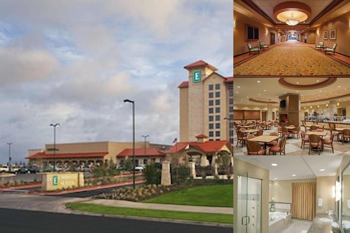 Embassy Suites San Marcos photo collage