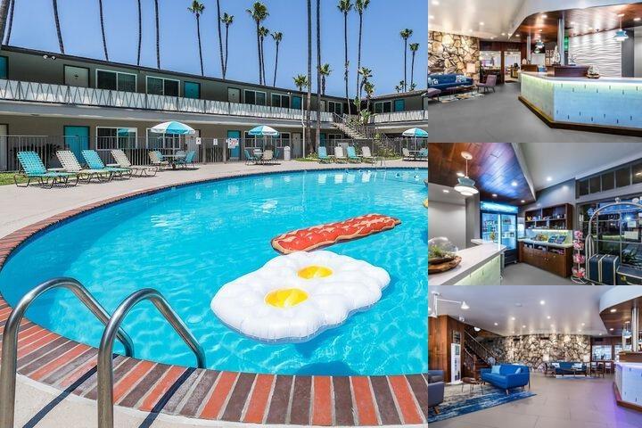 Kings Inn Hotel San Diego Ca 1333 Hotel Circle South 92108
