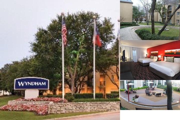 Wyndham Las Colinas photo collage