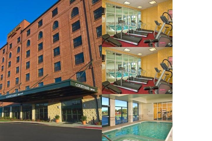 Residence Inn by Marriott Aberdeen at Ripken Stadi photo collage