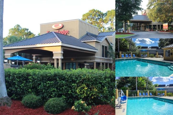 Best Western Palm Coast photo collage