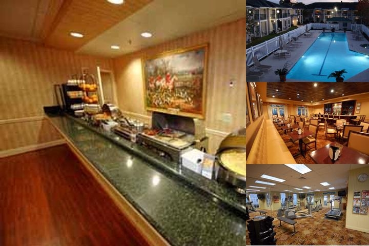 Best Western Plus Richmond Inn & Suites Baton Roug photo collage