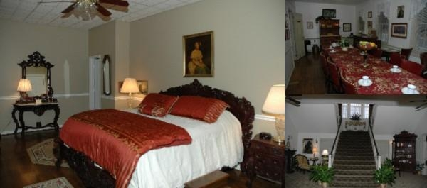 Inn at the Olde Silk Mill photo collage