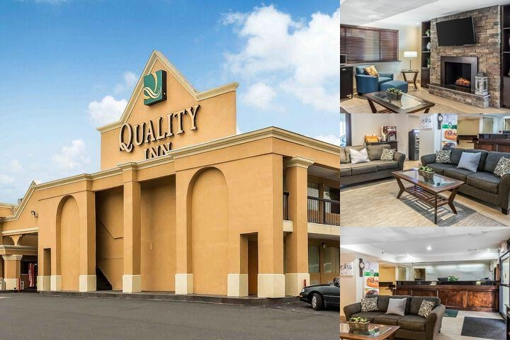 Quality Inn Philadelphia Airport photo collage