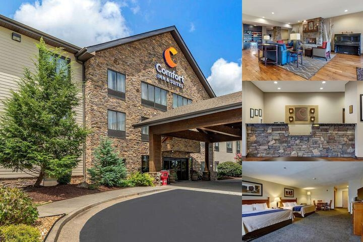 The Blue Ridge Lodge by Comfort Inn & Suites photo collage