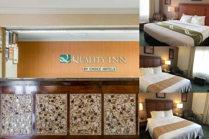 Quality Inn Colchester photo collage