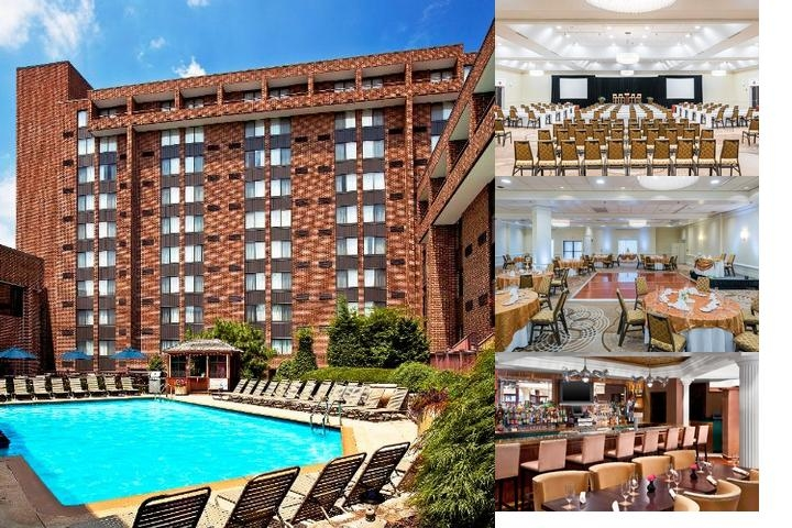Sheraton Harrisburg Hershey photo collage