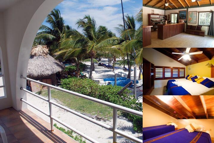 Caribbean Villas Hotel photo collage