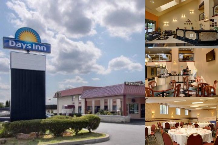 Days Inn Hillsborough photo collage