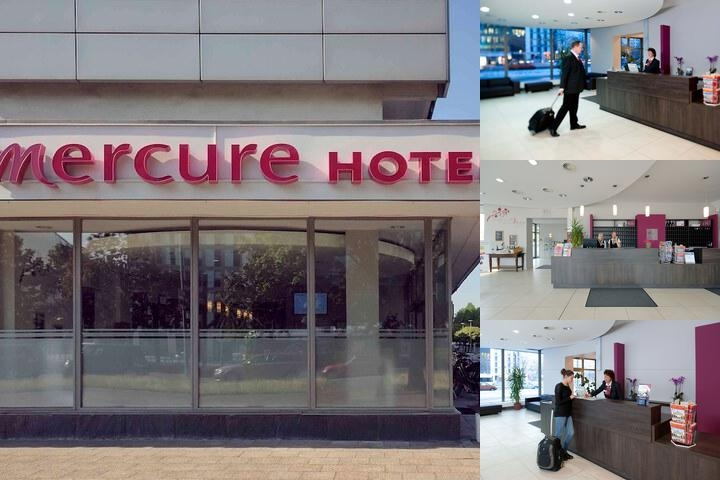 Mercure Hotel Berlin Am Alexanderplatz photo collage